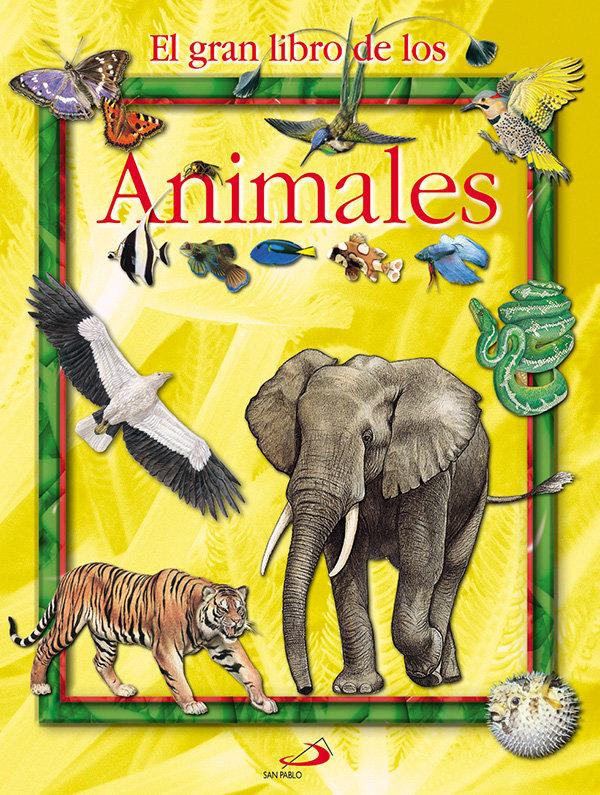 Gran libro de los animales, el
