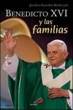 Benedicto xvi y las familias