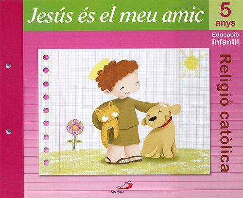 Jesus es el meu amic 5años mana valencia 07