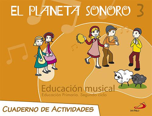 Cuaderno musica 3ºep 08 planeta sonoro