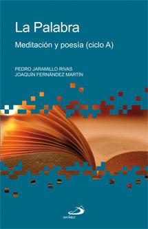 Palabra. meditacion y poesia (ciclo a),la