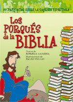 Porques de la biblia mas de 110 preguntas