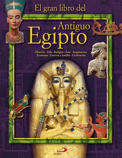 Gran libro del antiguo egipto,el