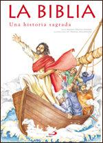 Biblia,la una historia sagrada acolchada