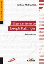 Pensamiento de joseph ratzinger