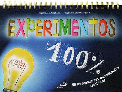 Experimentos 100%