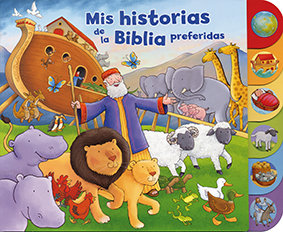 Mis historias de la biblia preferidas
