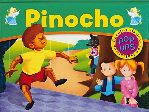 Pinocho (pop ups)