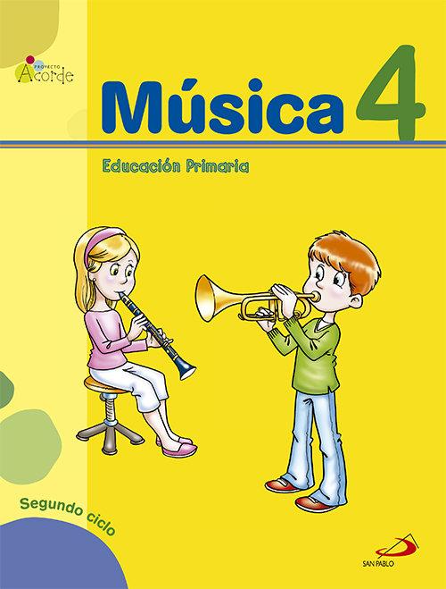 Musica 4ºep acorde mec libro+cuad.11