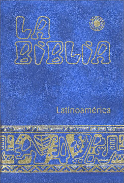Biblia latinoamerica - ministro (plastico),la