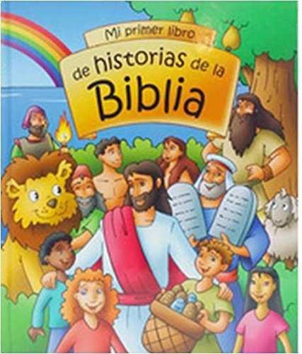 Mi primer libro de historia de la biblia