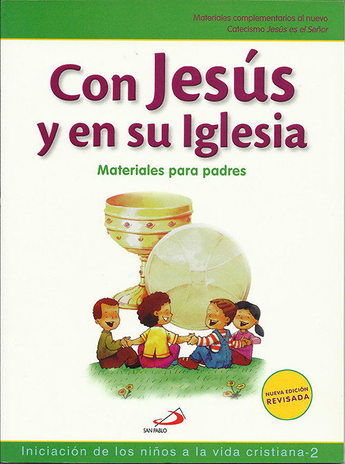 Jesus en su iglesi catequesi   2