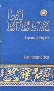 Biblia latinoamerica - español & english (simil-piel),la