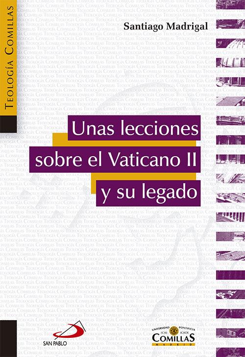 Unas lecciones sobre el vaticano ii y su legado