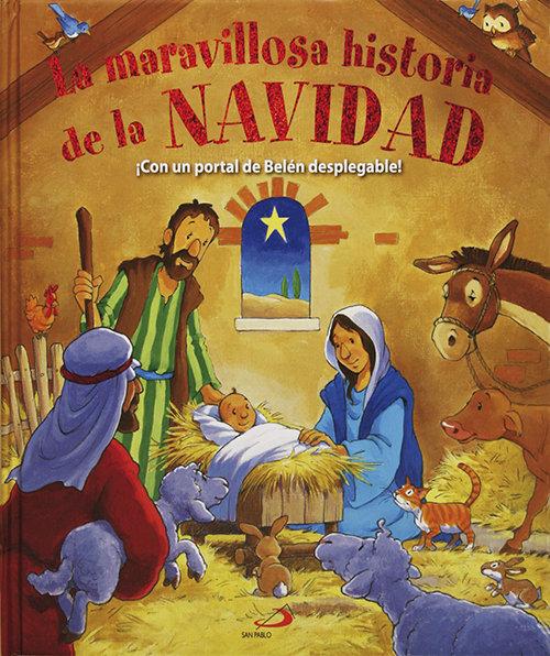 Maravillosa historia de la navidad,la