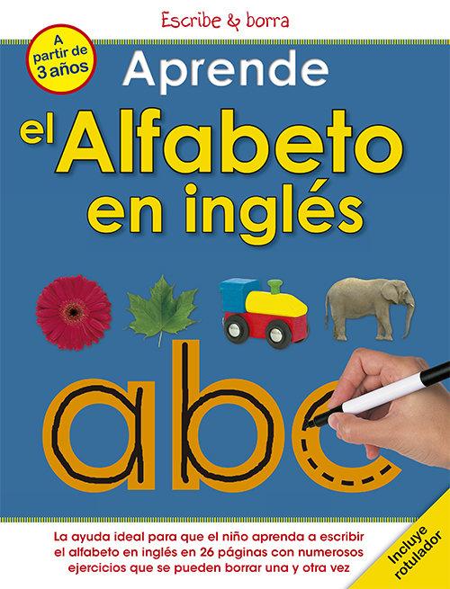 Aprende el alfabeto ingles