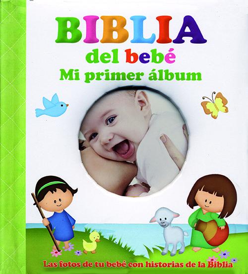 Biblia del bebe mi primer album