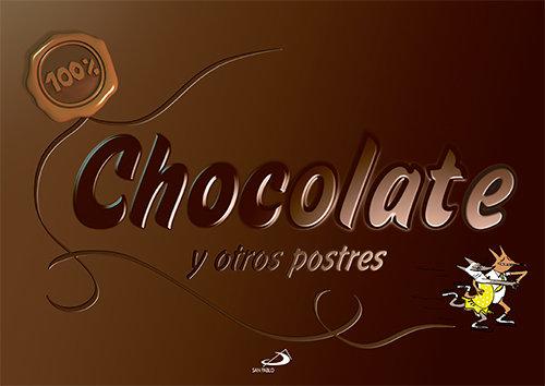Chocolate y otros postres 100%