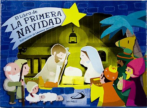 Libro de la primera navidad,el
