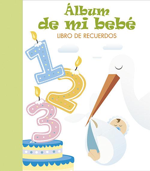 Album de mi bebe libro de recuerdos
