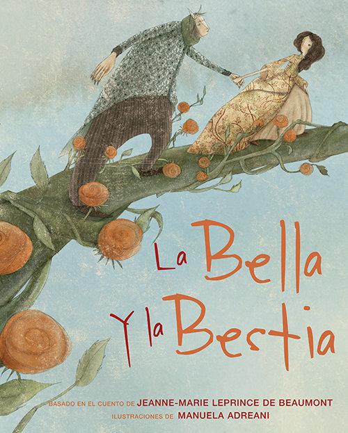 Bella y la bestia,la