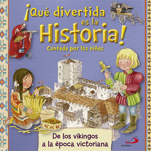 De los vikingos a la epoca victoriana