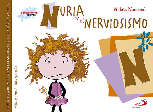 Nuria y el nerviosismo