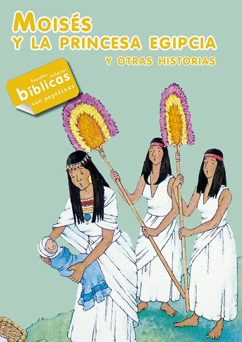 Moises y la princesa egipcia