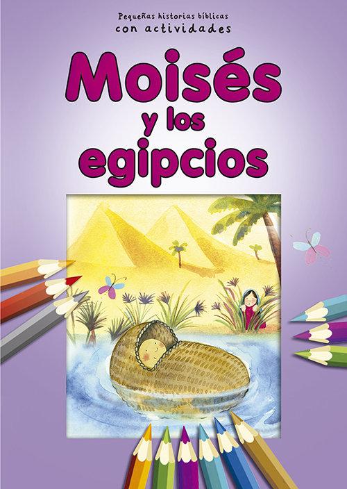 Moises y los egipcios