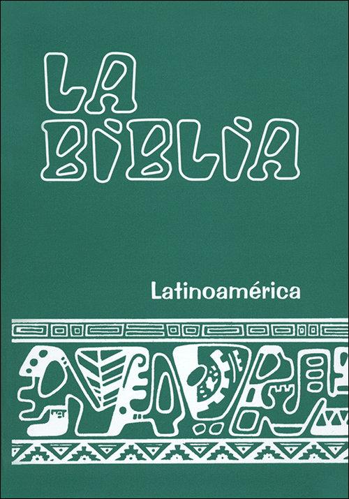 Biblia latinoamerica (bolsillo flexible),la