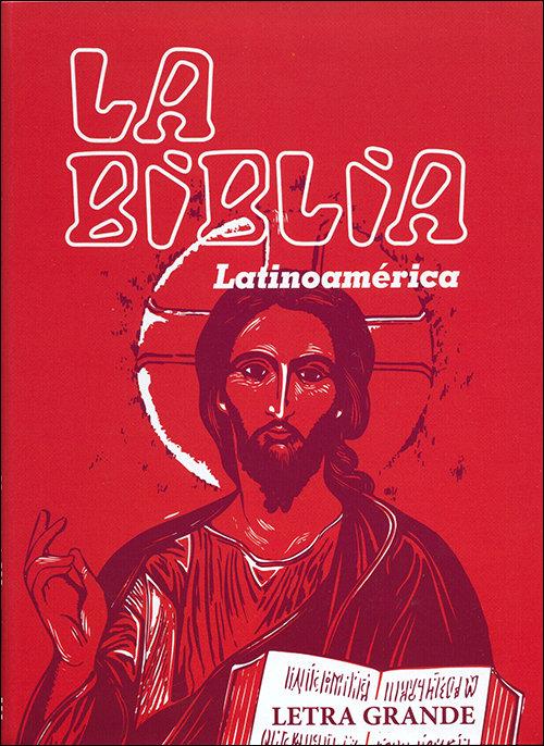 Biblia latinoamerica (letra grande flexible),la
