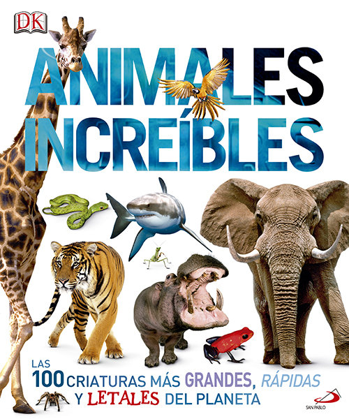 Animales increibles