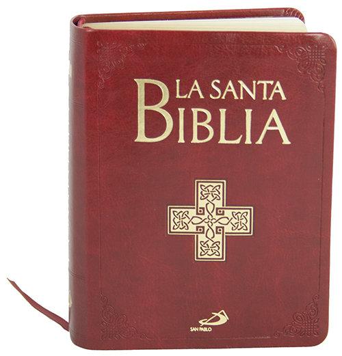 Santa biblia - edicion de bolsillo - lujo,la