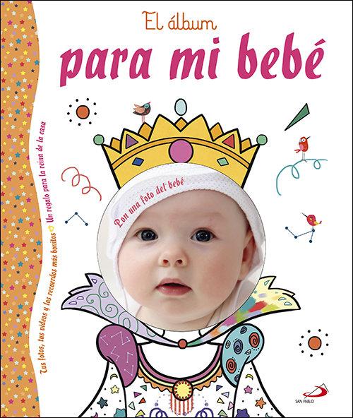 Album para mi bebe,el (rosa)