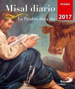 Misal diario octubre 2017