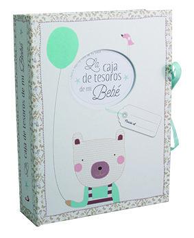 Caja de tesoros de mi bebe,la