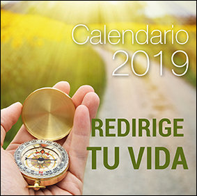 Calendario iman redirige tu vida 2019