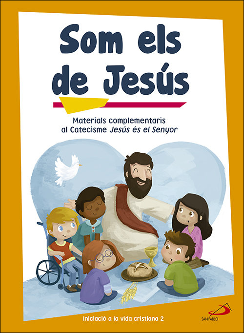 Som els de jesus (llibre d'activitats) iniciacio a la vida c