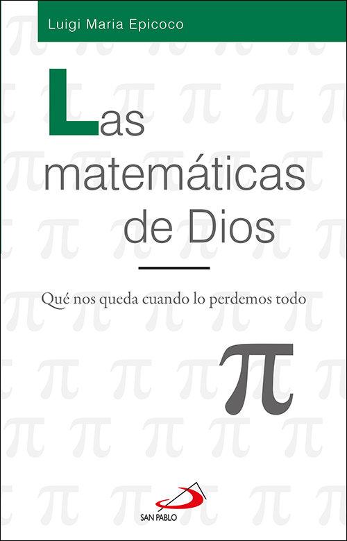 Matematicas de dios,las