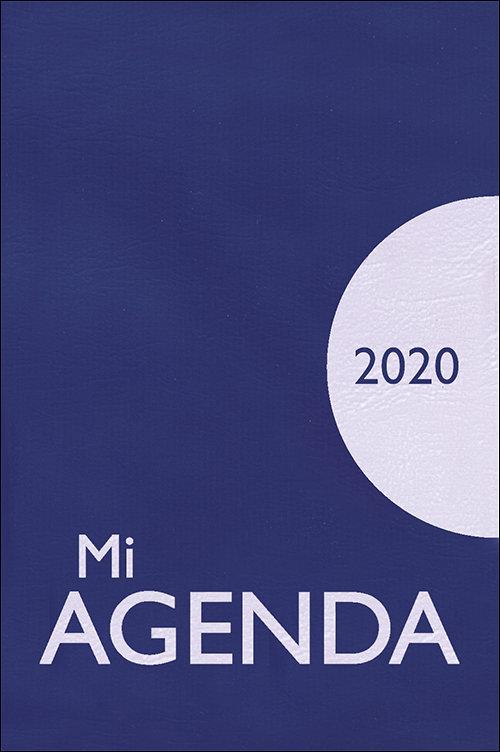 Mi agenda 2020 opaca