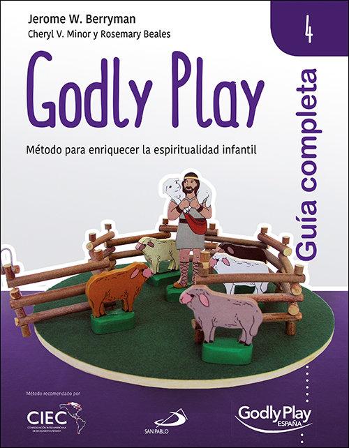 Guia completa de godly play vol 4