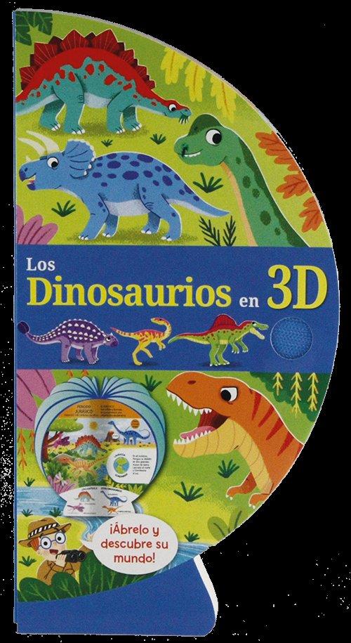 Dinosaurios en 3d,los