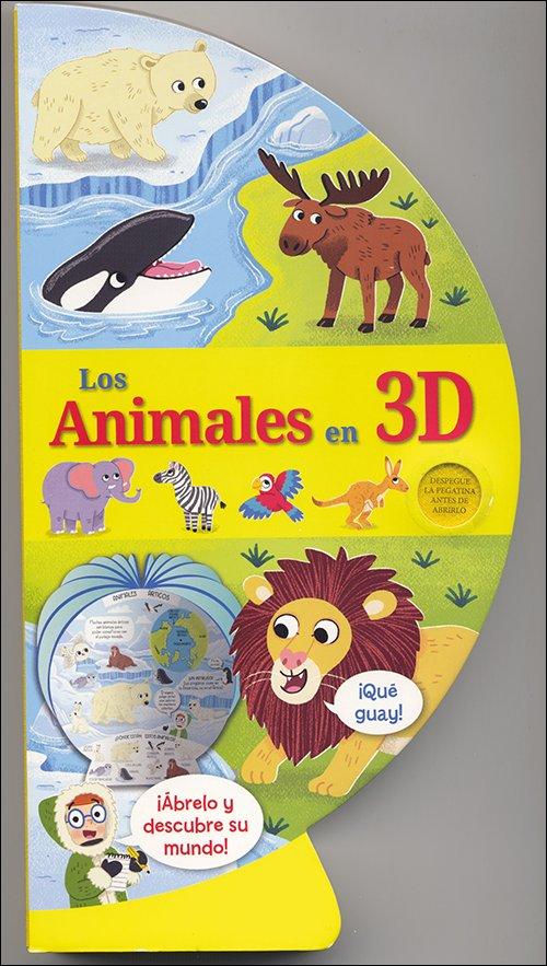 Animales en 3d,los