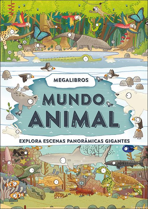 Megalibros mundo animal