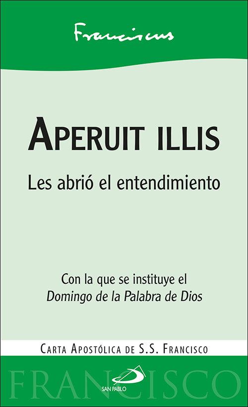 Aperuit illis