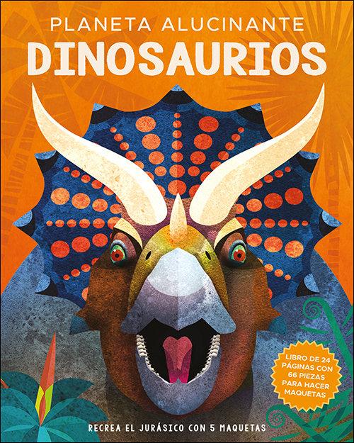 Planeta alucinante dinosaurios