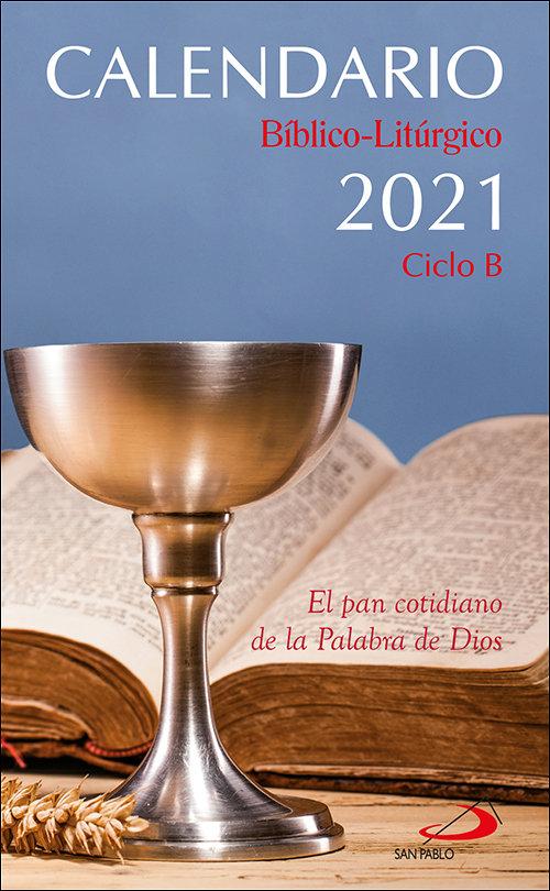 Calendario biblico liturgico 2021 ciclo