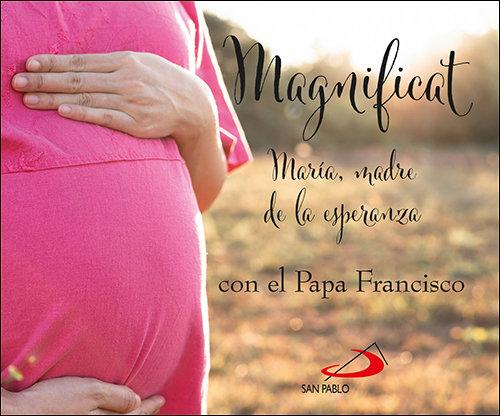 Magnificat con el papa francisco