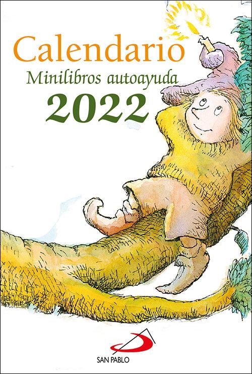 Calendario minilibros autoayuda 2022