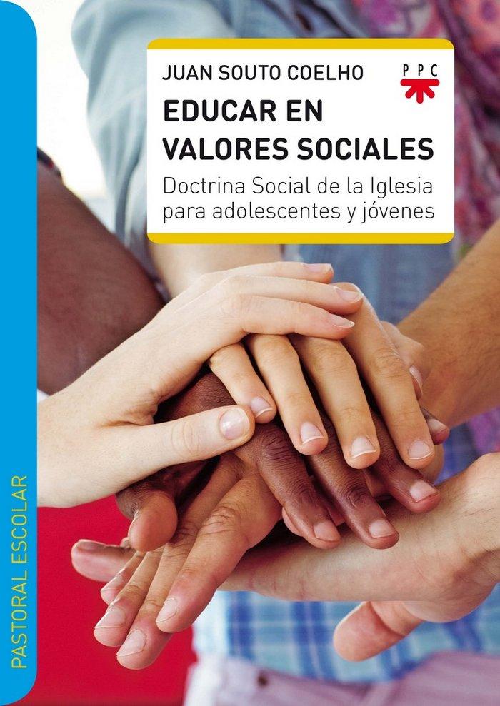 Educar en valores sociales